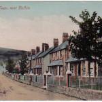 Pwllglas village 1910
