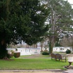 Woodlands Hall Caravan Park